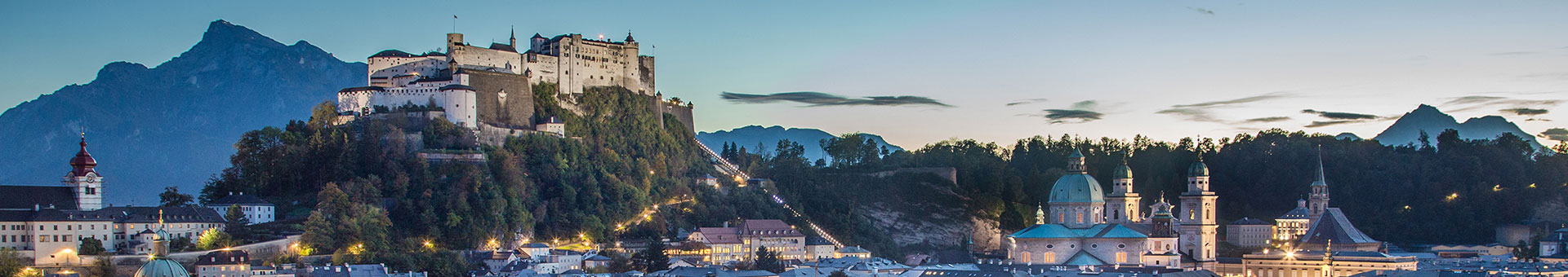 Tagesausflüge - Stadt Salzburg