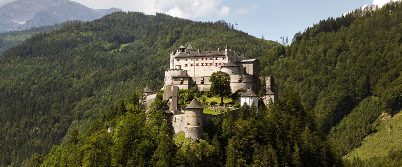 Burg Hohenwerfen - Tagesausflüge im Salzburger Land