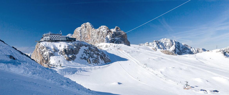 Dachstein-Gletscher - Tagesausflüge im Urlaub