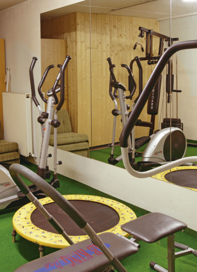 Fitnessraum - Hotel Santa Barbara in Flachau