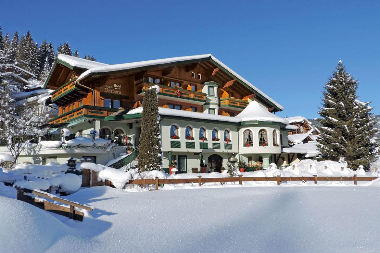 Hotel Garni Santa Barbara in Flachau, Salzburger Land