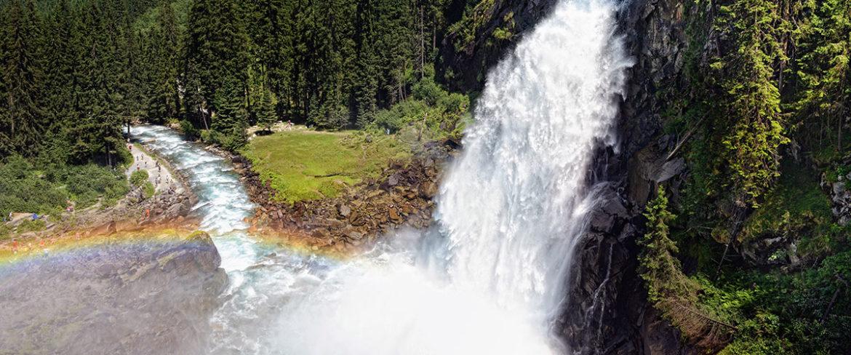 Krimmler Wasserfälle - Tagesausflüge im Salzburger Land