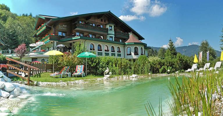 Hotel Santa Barbara in Flachau
