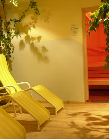 Wellness - Hotel Santa Barbara in Flachau