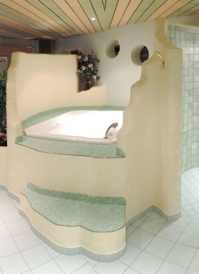 Wellnessbereich - Hotel Santa Barbara in Flachau