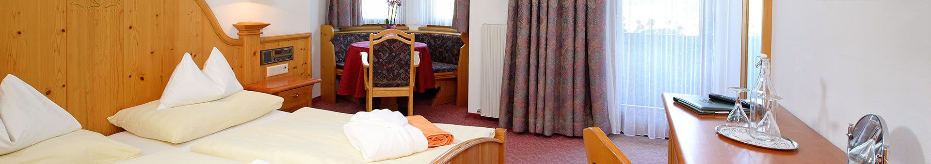 Zimmer in Flachau im Salzburger Land, Hotel Garni Santa Barbara