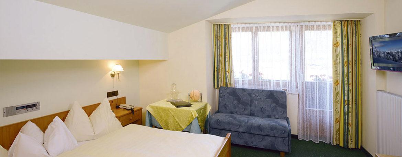 Zimmer Schwalbennest in Flachau, Hotel Garni Santa Barbara